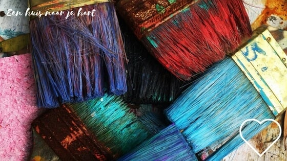 Kies de beste basiskleuren voor je huis, de Feng Shui way