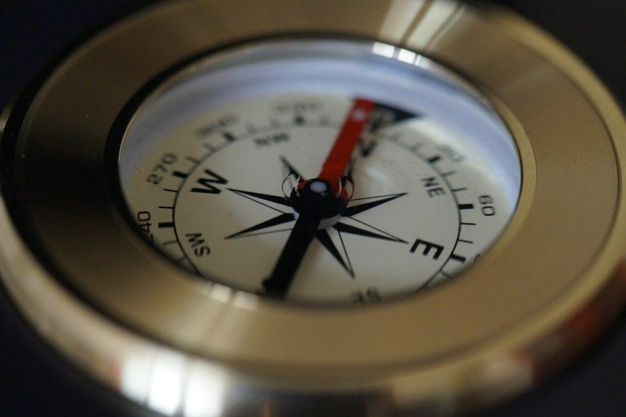 Kompas een huis naar je hart